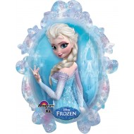 Folienballon Frozen Spiegel