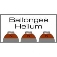 3L Füllung Ballongas