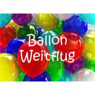 Ballonflugkarten - Bunte Ballons