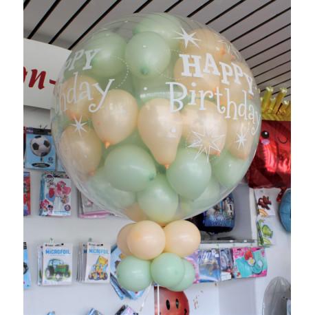 Explosionsballon - Geburtstag