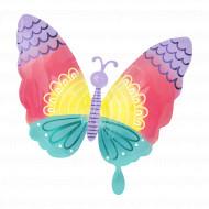 Schmetterling Pastell