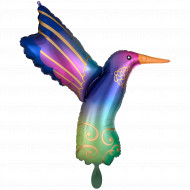 Vogel Farbverlauf
