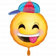 Emoji mit Basecap