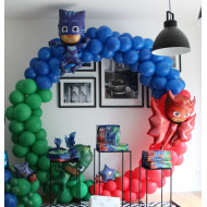 Ballonrundbogen 2 Meter