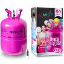 Heliumeinwegflasche für 30 - 50 Ballons