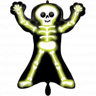 Neon Skelett