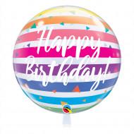 Bubbles - Happy Birthday Rainbow