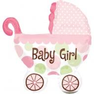 Baby Girl Kinderwagen
