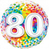 Radiant Birthday 80