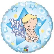 Yes I'am a Boy