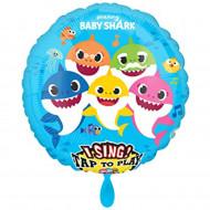 Singender Ballon - Baby Shark