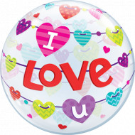 I love you 2 - Bubbles
