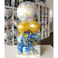 Ballon - Geschenkebox Geburt Personalisiert