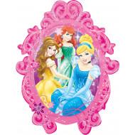 Folienballon Princess Spiegel
