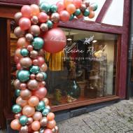Organische Ballonsäule Personalisiert
