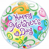 Happy mother`s day - Bubbles
