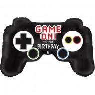 Folienballon Game Pad Epic Birthday