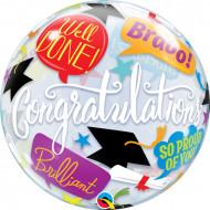 Congratulations Grad - Bubbles