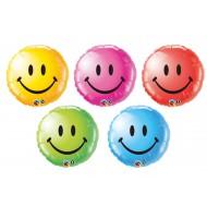 Smilies Faces in verschiedenen Farben