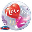 I love you - Bubbles