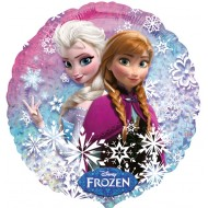 Folienballon Frozen Anna & Elsa
