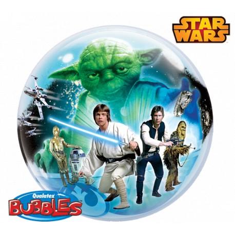 Star Wars Bubbles