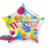 Welcome - Bubbles