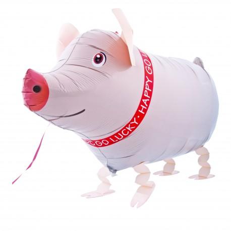 Glücksschwein - Airwalker