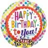 Singender Ballon - Celebrate