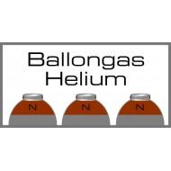 5L Füllung Ballongas