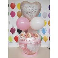 Geschenkballon Hochzeit 2