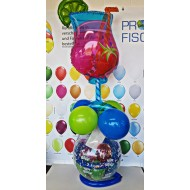 Geschenkballon Geburtstag Party