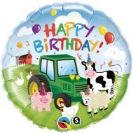 Happy Birthday Barnyard