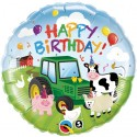 Happy Birthday Barnyard
