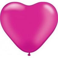 Herzballons - Pink/Magenta