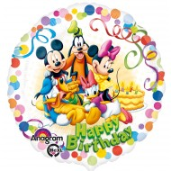 Mickey and Friends Party