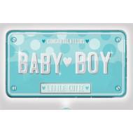 Baby Boy Schild