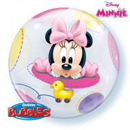 Baby Girl Minnie - Bubbles