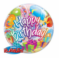 HAppy Birthday to you Surprise- Bubbles