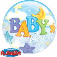 Baby Boy Flugzeuge - Bubbles