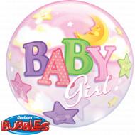 Baby Girl Schmetterlinge - Bubbles