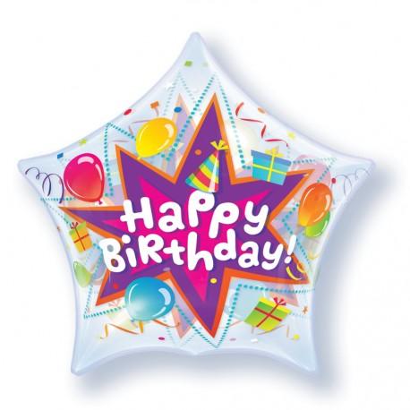 Birthday Party Blast Bubbles