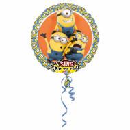Singender Ballon - Minnions