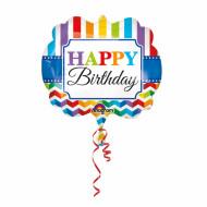 Happy Birthday Schild