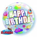 HB Colourful Cupcakes Bubbles