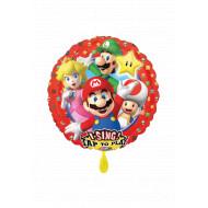 Singender Ballon - Super Mario Bros. Theme