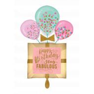 Happy Birthday - Stay Fabulous