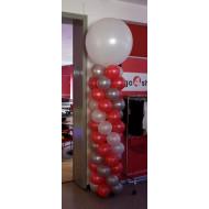 Ballonsäule groß