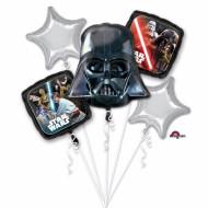 Folienstrauß - Star Wars