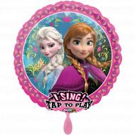 Singender Ballon - Frozen